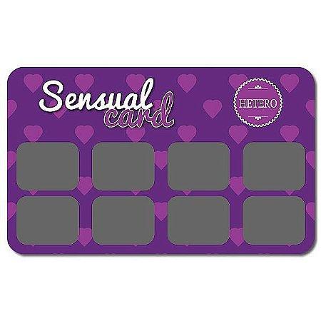 Raspadinha Sensual Card Hétero – Pacote com 10 Unidades