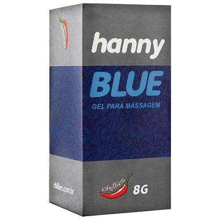 Hanny Blue Anestésico 8g Chillies