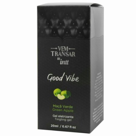 Vem Transar Good Vibe Gel Eletrizante 20ml Intt