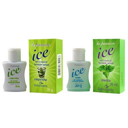 Gel Ice Comestível 20g Sofisticatto