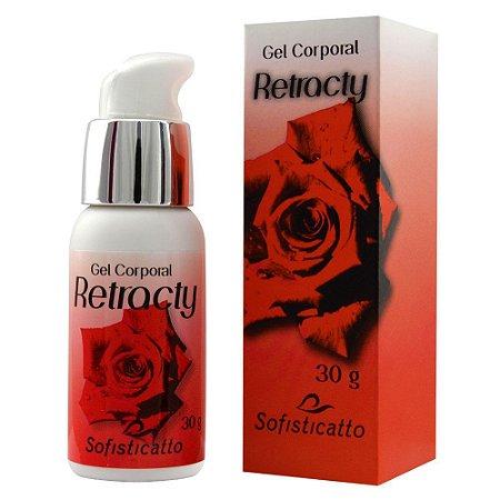 Retracty Gel Adstringente Feminino 30g Sofisticatto