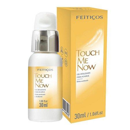 Touch Me Now Lubrificante 30ml Feitiços