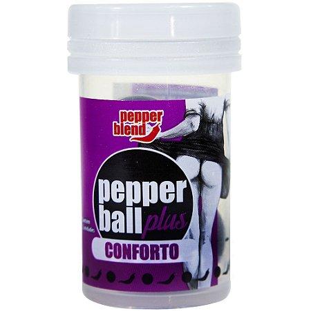 Pepper Ball Plus Conforto Anal 3g Pepper Blend