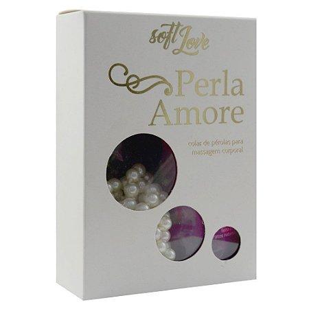 Kit Perla Amore Pérolas Masturbadoras Soft Love