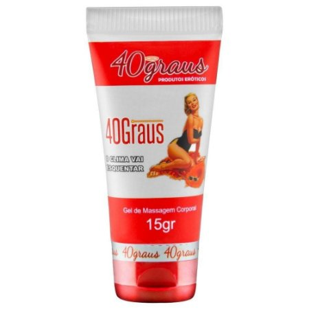 40graus Super Excitante 15g 40graus