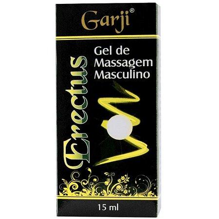 Erectus Bisnaga Gel Excitante Masculino 15ml Garji