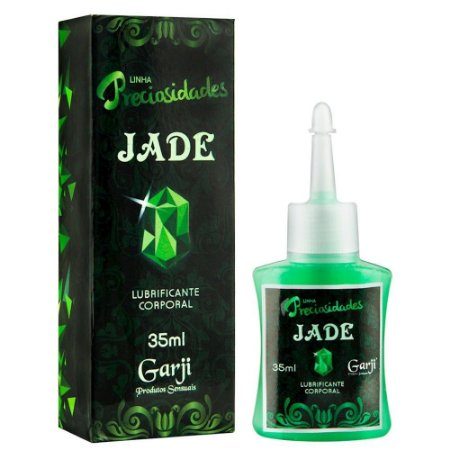 Jade Lubrificante Anestésico Natural 35ml Garji