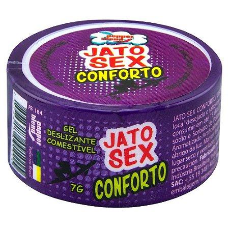 Jato Sex Conforto Gel 7g Pepper Blend