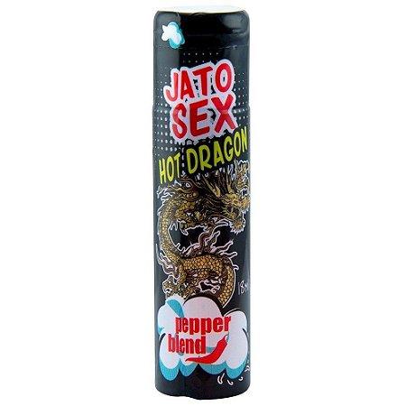 Jato Sex Hot Dragon 18ml Pepper Blend