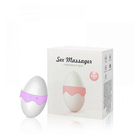 Estimulador Clitoriano Ovo 7 Vibrações Sex Massager
