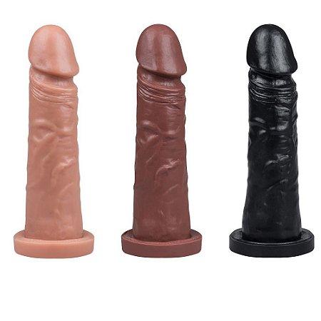 Prótese Realística Maciça 17 x 3,5cm La Pimienta