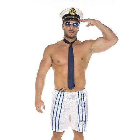 Samba Canção Marinheiro Pimenta Sexy