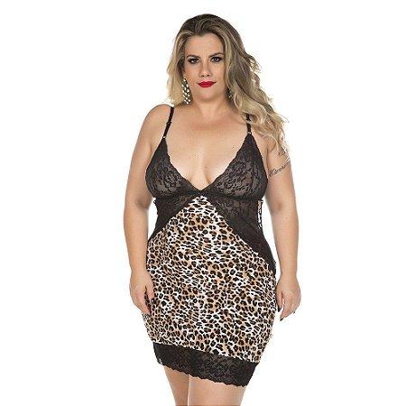 Camisola Plus Size Fran Pimenta Sexy