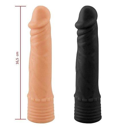 Prótese Maciça 16,5 x 3,6cm Sexy Fantasy