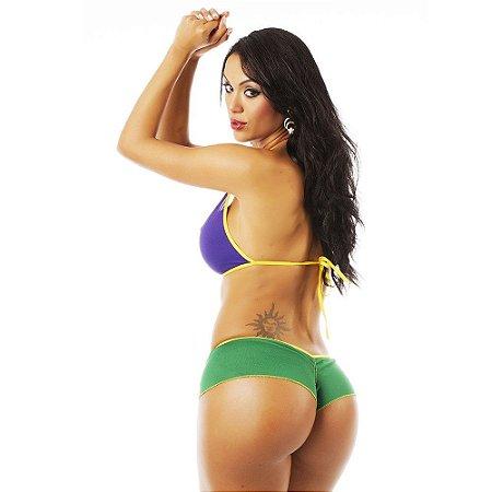 Kit Mini Fantasia Brasileirinha Pimenta Sexy