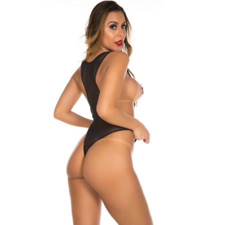 Body Sensual Americana Pimenta Sexy