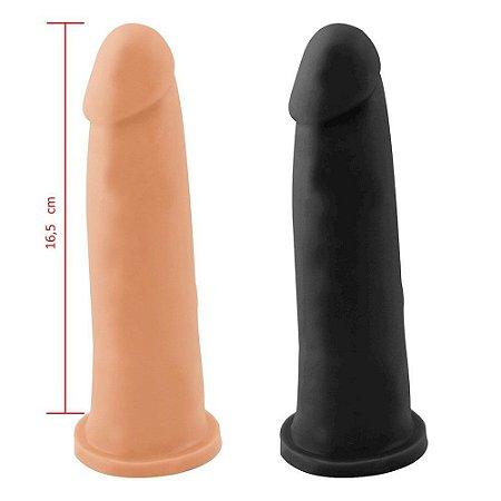 Prótese Maciça 16,5 x 4cm Sexy Fantasy