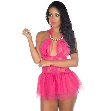 Camisola Sexy Afrodite Pimenta Sexy