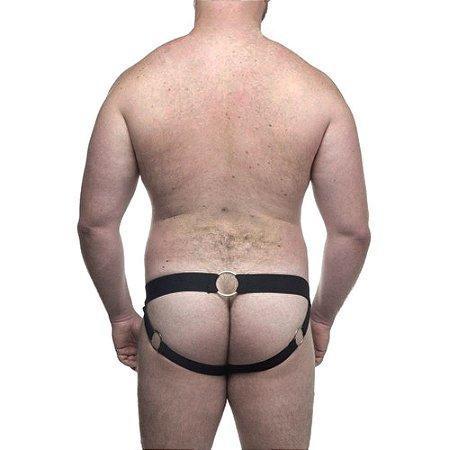 Jock Cirre Com Argolas Plus Size Sd Clothing