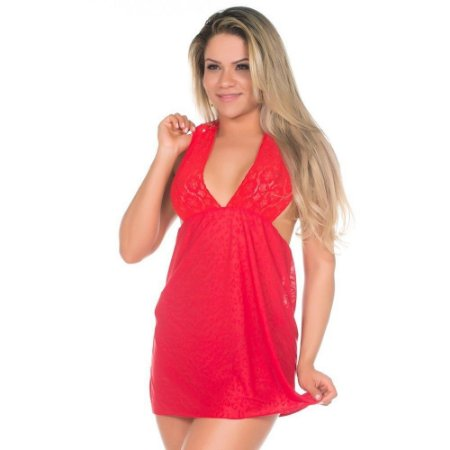Camisola Sensual Atrevida Pimenta Sexy
