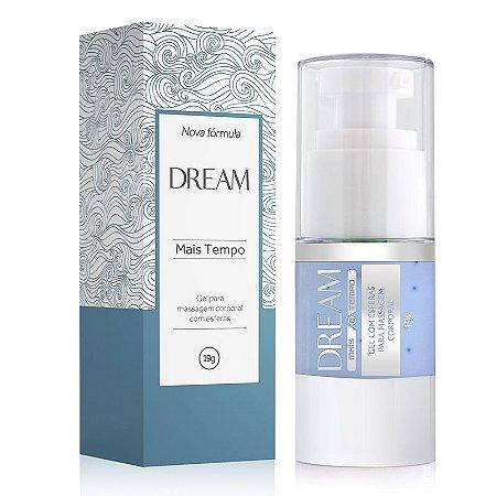 Dream Mais Tempo - Gel para Massagem com Esferas - 19g
