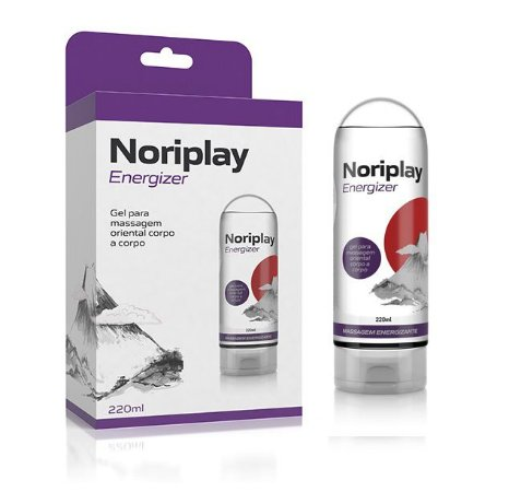 Noriplay Energizer Gel para massagem oriental corpo a corpo