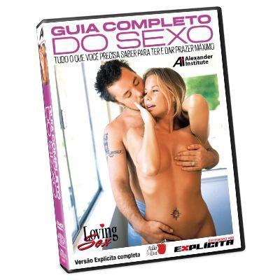 DVD - Guia Completo do Sexo - Loving Sex