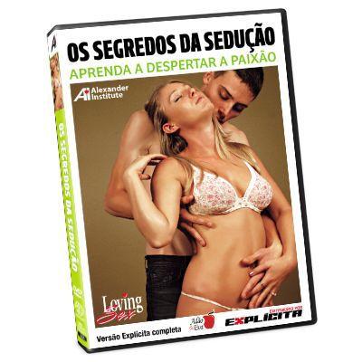 DVD - Os Segredos da Sedução - Loving Sex