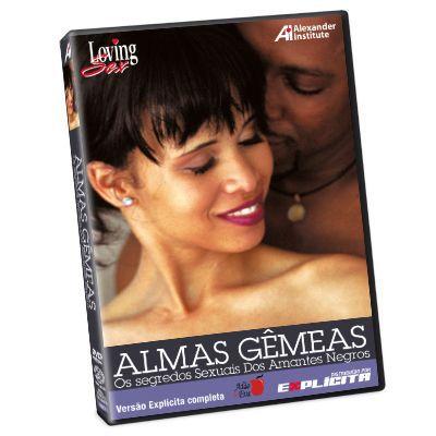 DVD - Almas Gêmeas os Segredo Sexuais dos Amantes - Loving Sex