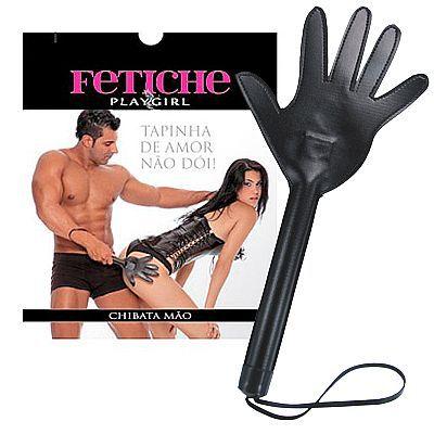 Chibata em formato de Mão 38cm