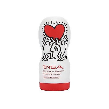 Tenga - Keith Haring Cup Soft Tube