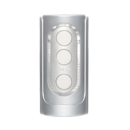 Masturbador Tenga Flip Hole - Silver