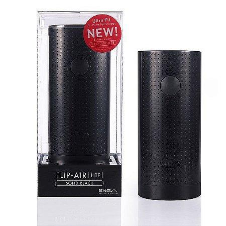 Masturbador Tenga Flip Air Lite - Solid Black