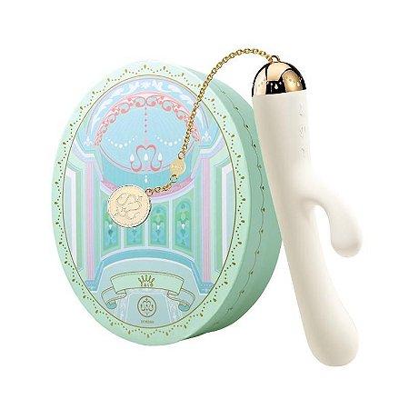 ZALO - Lolita Ichigo Rabbit Vibrator - Branco
