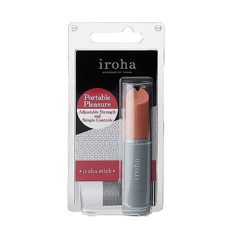 Iroha Stick - Vibrador com Formato de Batom