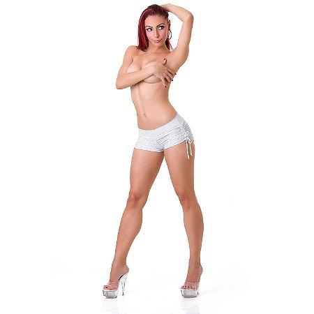Shorts Sensual Franzido