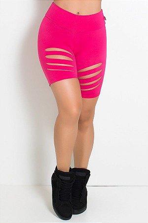 Bermuda Shakira Rasgada (Rosa Pink)