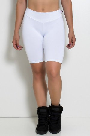 Bermuda Ciclista (Branco)