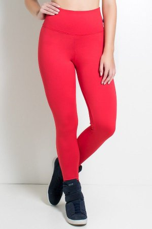 Legging Lisa Vermelha