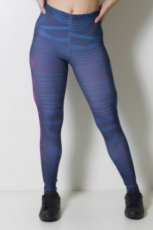 Calça Legging Sublimada Location