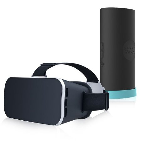 Kit Sensemax com Realidade Virtual Two - Sensetube e Óculos 3D | Outlet