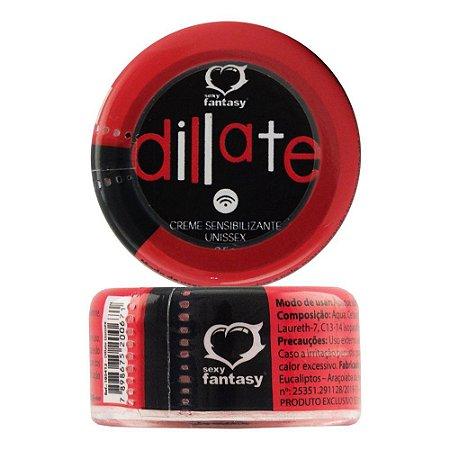 Dillate Creme Dá Volume Unissex 3,5g Sexy Fantasy