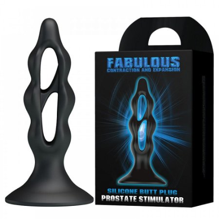 Plug Anal Fabulous Contraction And Expansion