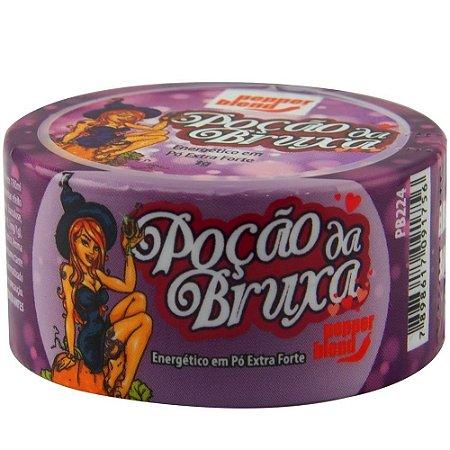 Poção da Bruxa Pó Energético Extra Forte 1g Pepper Blend