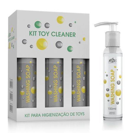 Kit Washing Soap 6 Unidades - Sabonete Para Toys