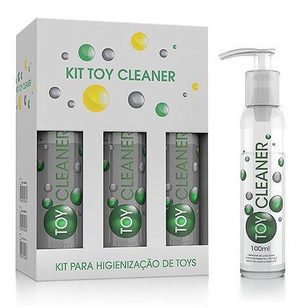 Kit Toy Cleaner 6 Unidades - Higienizador para Brinquedos Eróticos