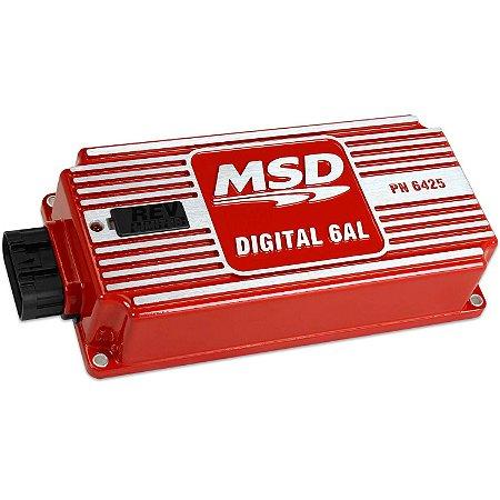 MODULO AMPLIFICADOR DE FAISCA MSD DIGITAL 6AL