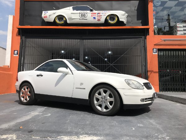 Mercedes benz 1998 SLK 230 kompressor