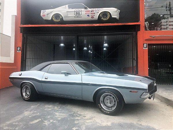 1970 Dodge Challenger Six Pack 440 big block