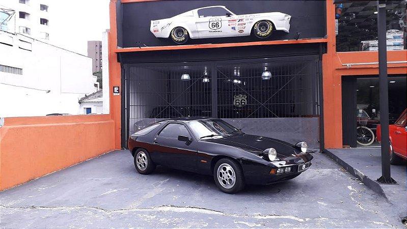 1978 Porsche 928 V8 Mecânico 5 Marchas